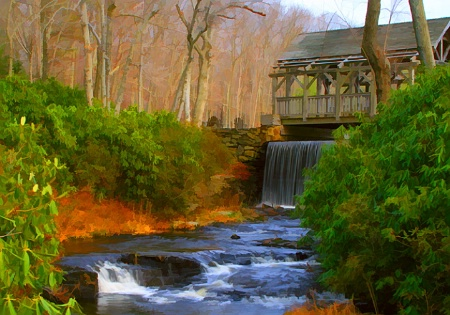 The Bridge and Brook