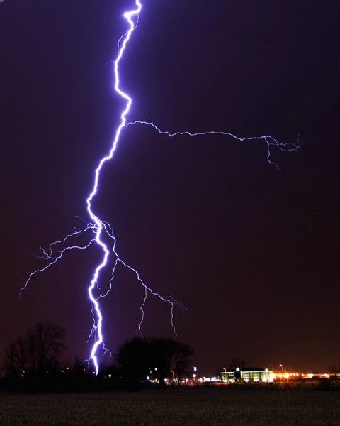 Lightning in Full Force