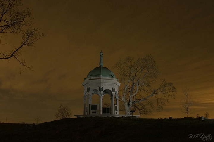 Maryland State Monument (Flash Painting)