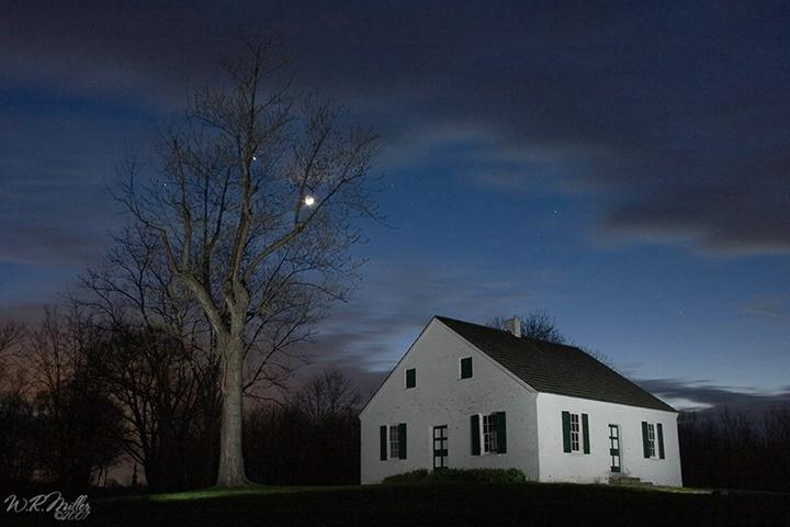 Dunker Church (Flash Painting)