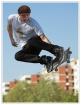 3 meters jump
