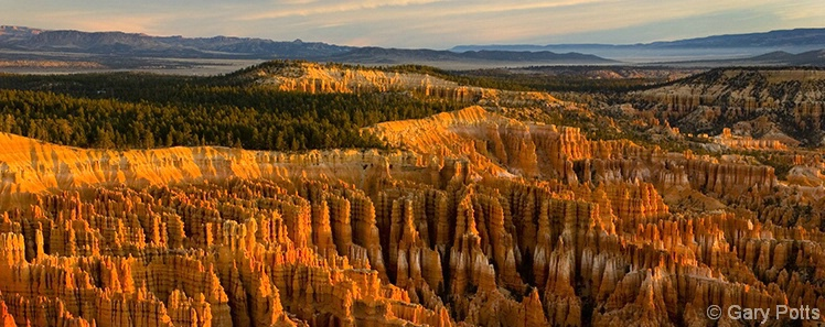 Bryce Panorama - ID: 3799697 © Gary W. Potts
