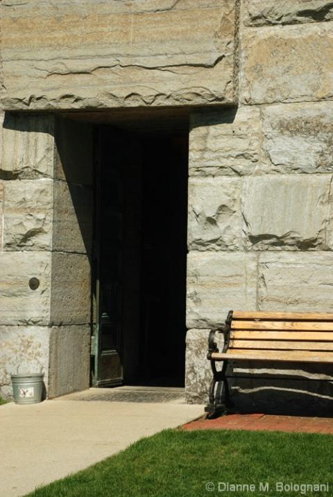 Monument Entrance