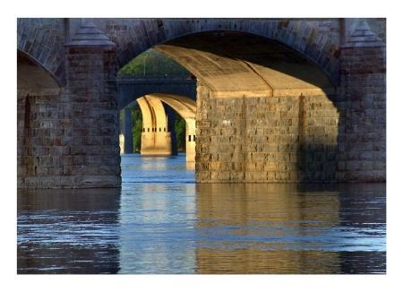 Three Bridges Deep