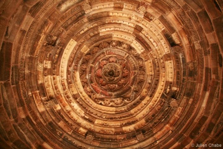 Turning ceiling