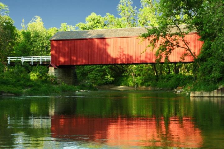 Covered Bridge Creek