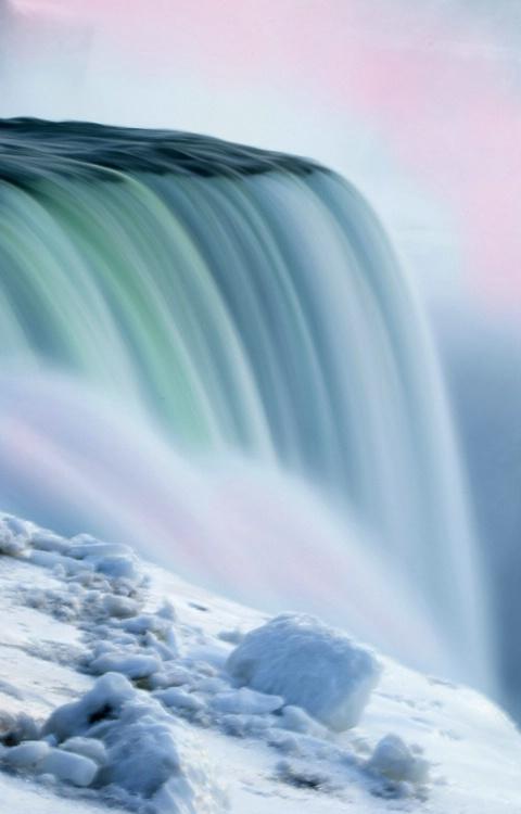 Niagara Light Show
