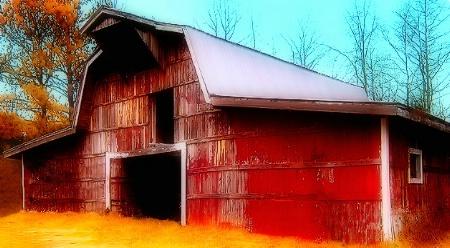Daddy's Barn