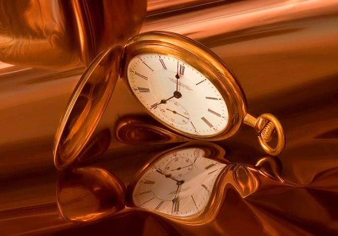 Dali's Gold Watch