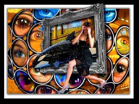 <b> Dreaming Outside the Frame </b>