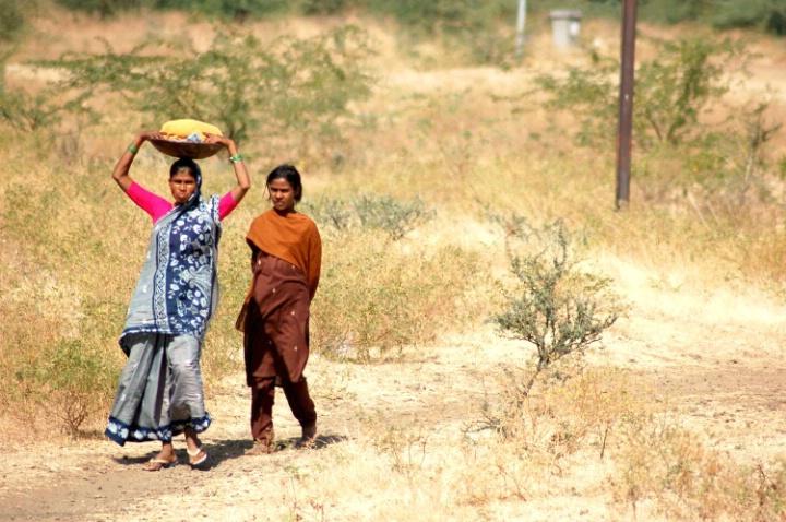 Going to Work - ID: 3863747 © VISHVAJIT JUIKAR