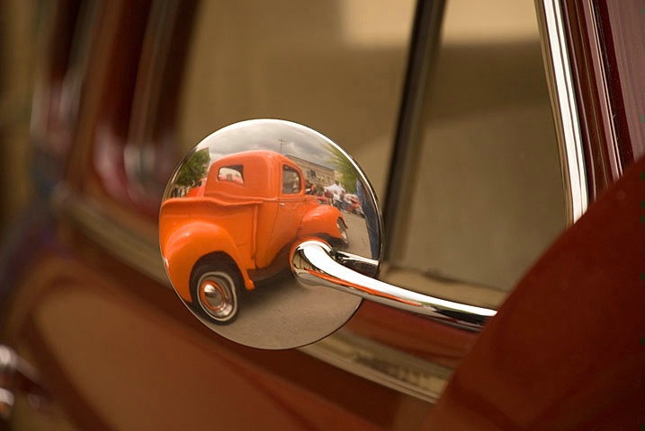 Truck Reflection