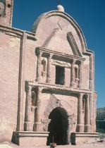 Historic Mission @ Tumacacori, Az