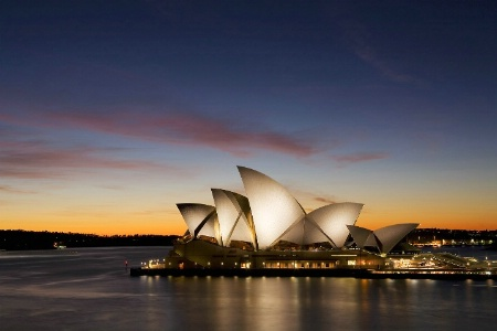 Morning at the Opera House