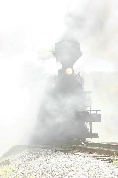 Into the Smoke, Cass, WV  - ID: 3920281 © John Singleton