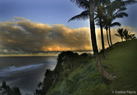 ~SUNSET IN PRINCEVILLE~