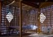 Inside a bedouin ...