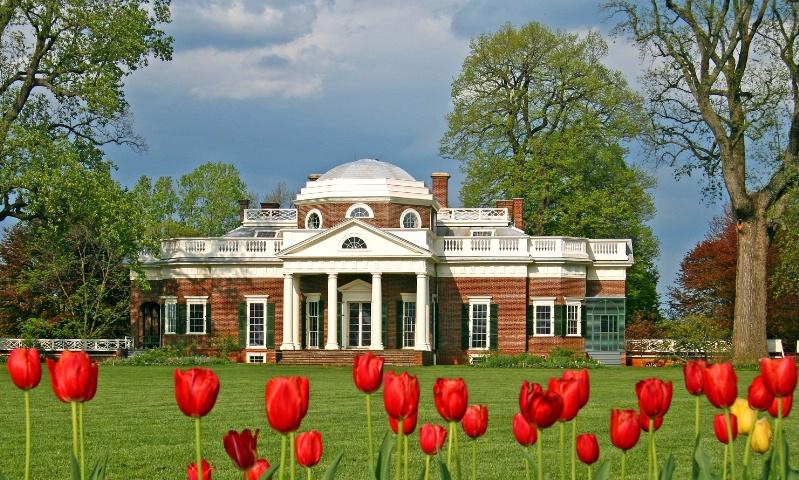 Mr. Jefferson's home