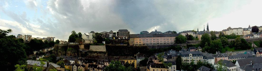 Luxembourg Panoramic