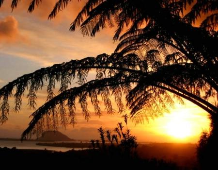 Sunrise Down-under