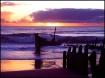 Shipwreck at Sunr...