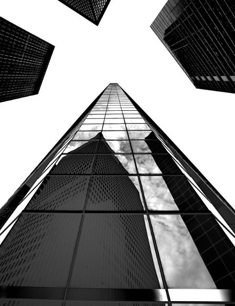 4 Buildings - Wall st.