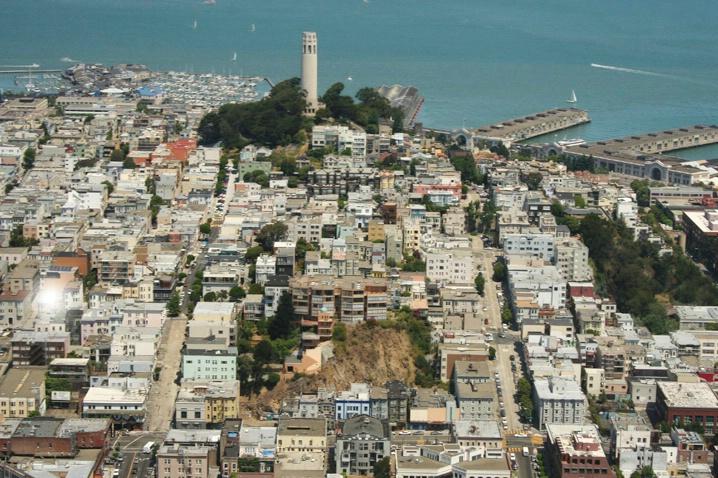 San Fran Up High