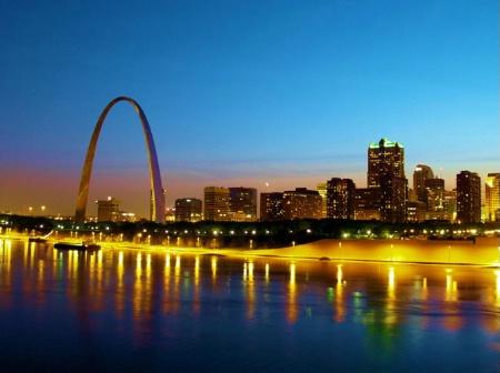 St Louis Sunset