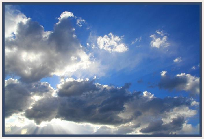 Sun Valley sky