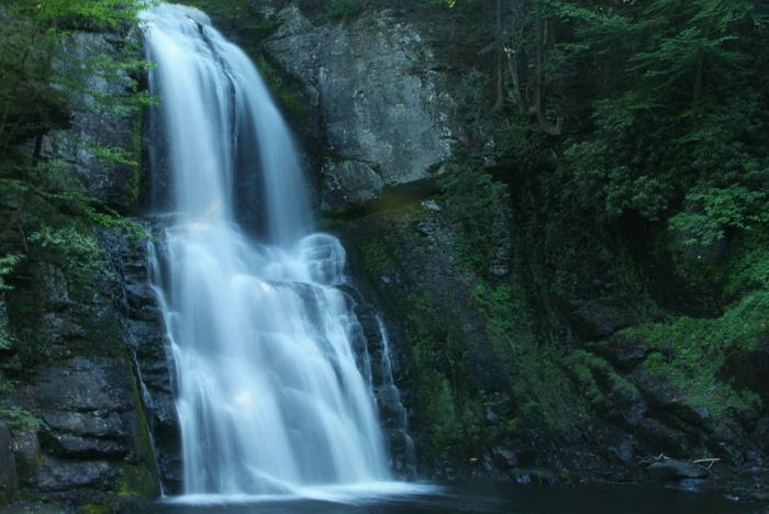 Bushkill Main Falls