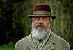 Ruddy Man in Hat