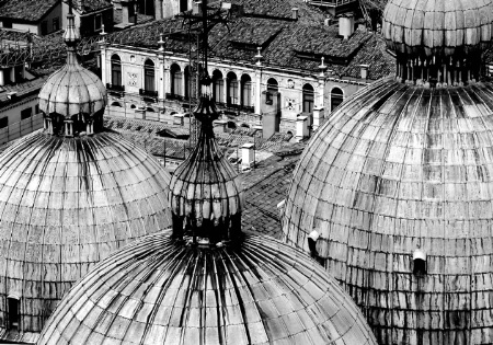 Three Domes