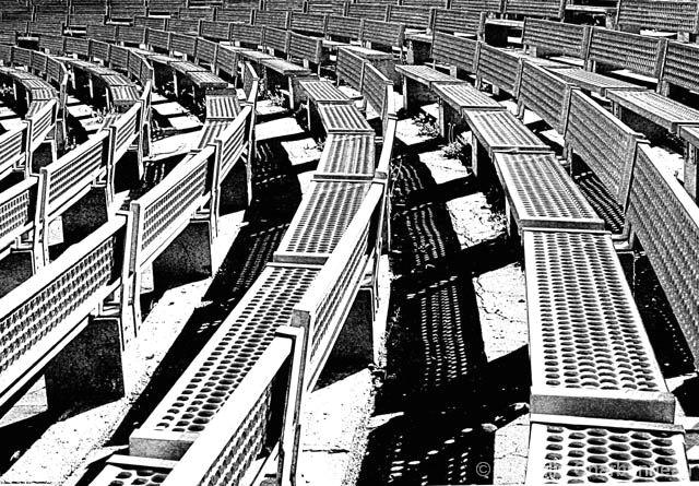 Stadium Benches