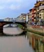 Arno River bridge