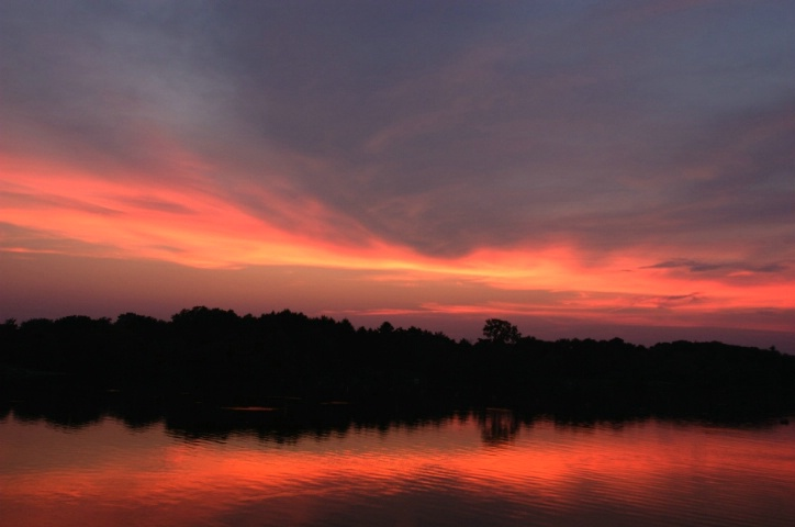 Sciota Sunset Dublin Ohio