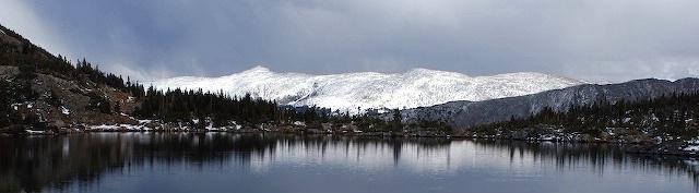 Mountain Lake Leadville Colorado