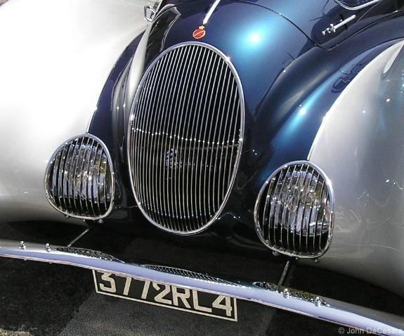 1937 Talbot Lago T150-C-SS - ID: 4145467 © John DeCesare