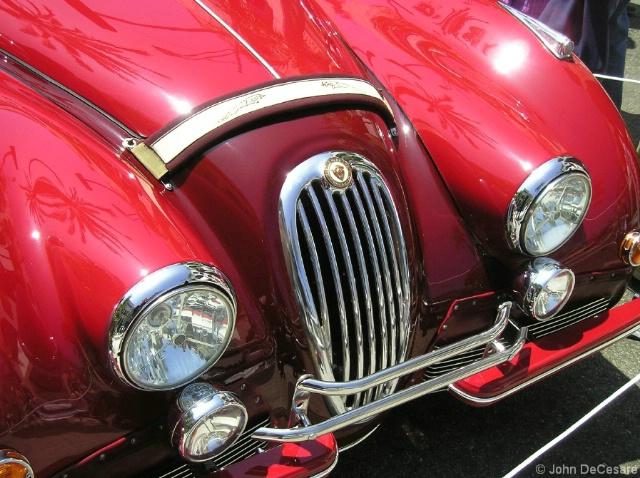 1952 Jaguar XK 120 Gran Sport - ID: 4145479 © John DeCesare
