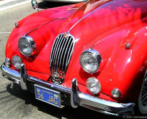 1956 Jaguar - ID: 4145480 © John DeCesare