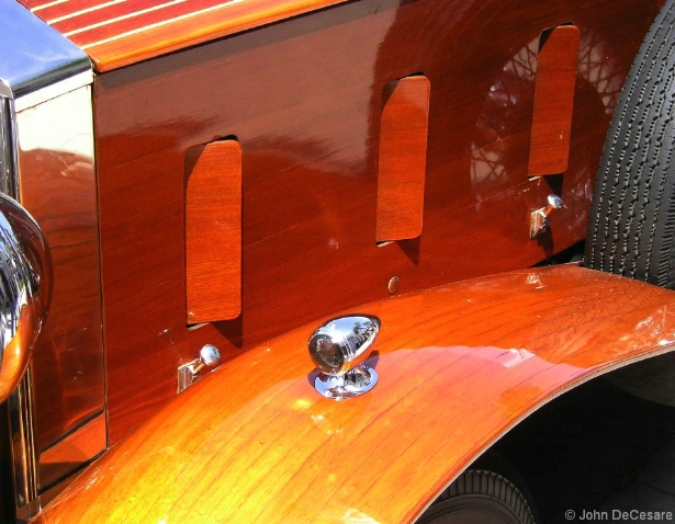 1931 Rolls Royce Boattail - Detail - ID: 4145534 © John DeCesare