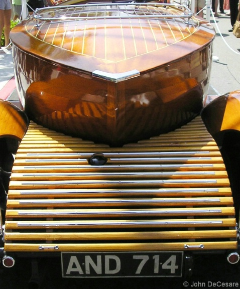 1931 Rolls Royce Boattail - ID: 4145542 © John DeCesare