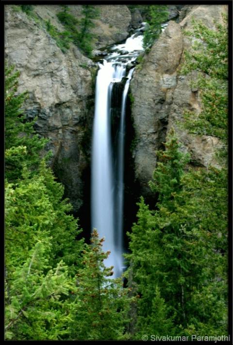 Tower Falls (Yellowstone)!