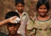 Children in cotto...