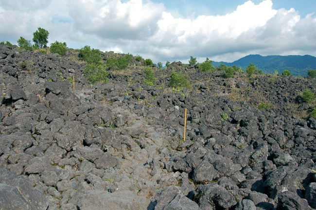 Lava Trail from 1992