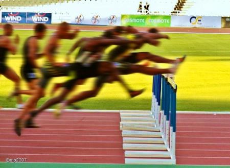 hurdles #1