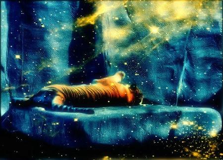 Fantasy Cat Nap