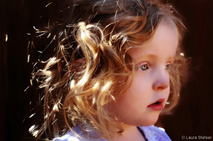 Sunlit Curls