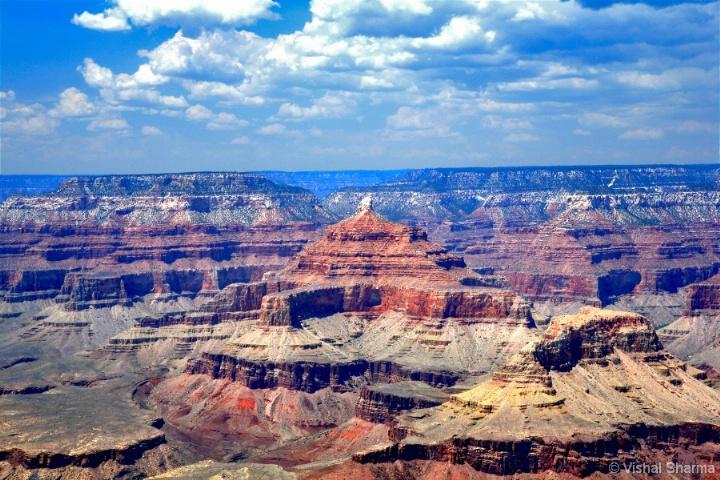 Shades of Grand Canyon!