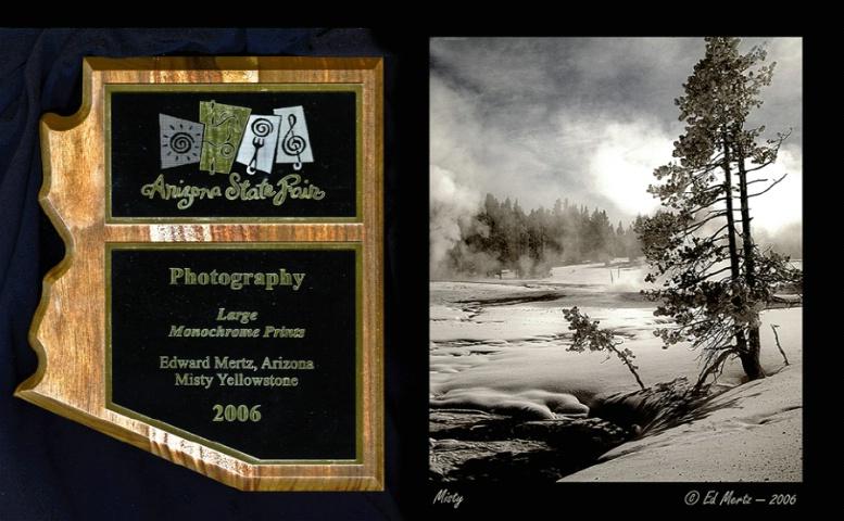 <b>Arizona State Fair First Place Award</b> - ID: 4262581 © Edward H. Mertz