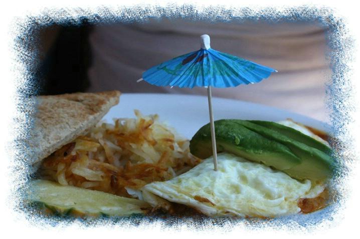 Breakfast in Maui - ID: 4266303 © Agnes Fegan